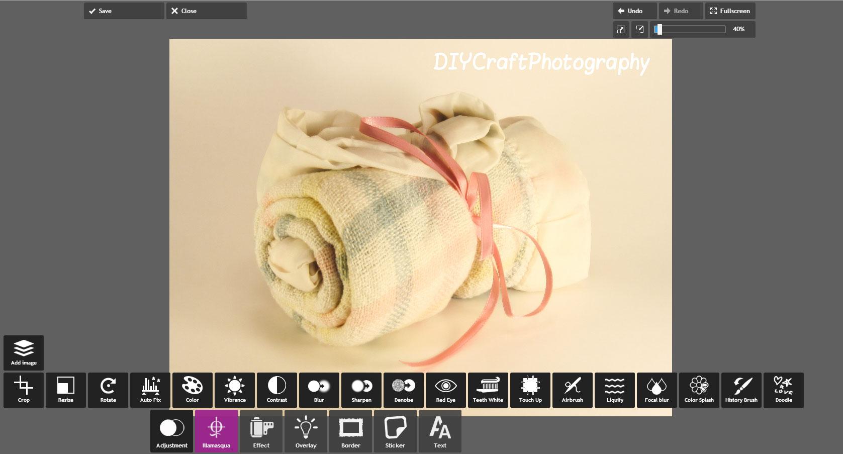 Pixlr Express Photo Editor Online Free