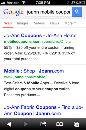 search_joann_mobile_coupons