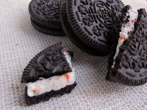 cookie photography half eaten
