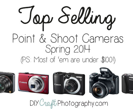 A quick look at the top selling point and shoot cameras of spring 2014.