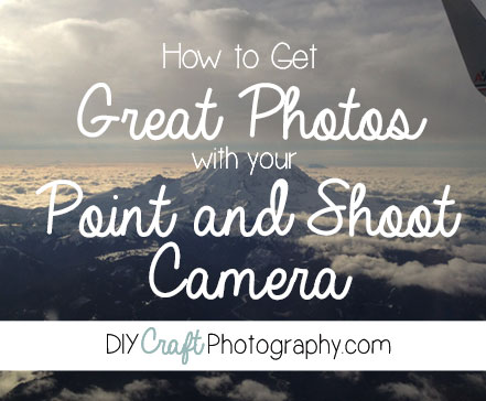 Get great photos with your point and shoot camera! See some of my best photos along with the camera and settings used.