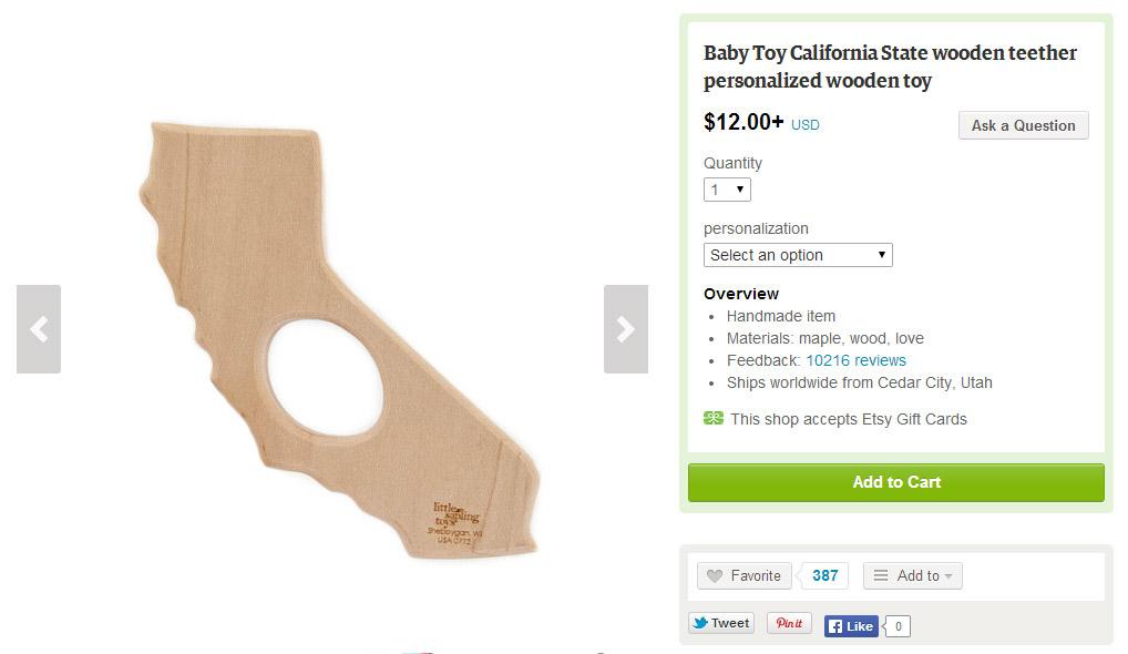 california_teether_little_sapling_toys