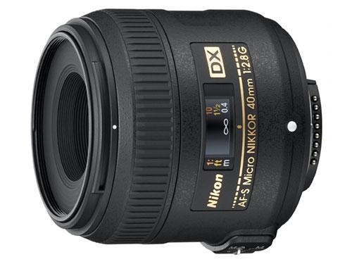 Nikon 40mm f/2.8G AF-S DX Micro
