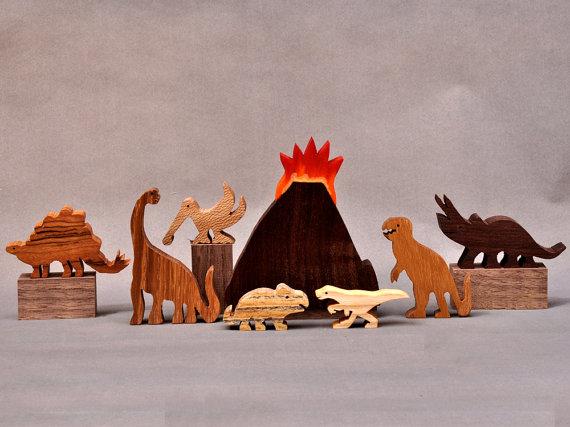 dinosaurs-volcano
